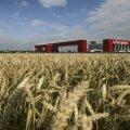 Stadionul celor de la Mainz se află într-un lan de grîu f Reuters