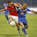 Rubin Kazan îl monitorizează pe Torje, reprezentanţi ai clubului fiind prezenţi la meciul cu FCM Tg. Mureş pentru a-l vedea la lucru