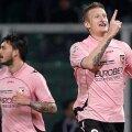 Dorin Goian a marcat un singur gol în Serie A, împotriva Milanului (foto: Reuters)