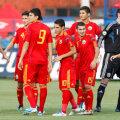 Romania a obţinut un singur punct la Euro U19
