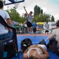 Sport Arena Streetball a primit botezul FIBA