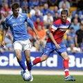 Dorin Goian l-a impresionat pe Ally McCoist la primul meci pentru Rangers