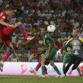 Mihai Costea a debutat cu gol la Steaua în meciul cu Mioveni