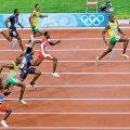 Usain Bolt deţine recordul mondial la 100 m