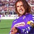 Batistuta a jucat 9 ani la Fiorentina şi rămîne un personaj imposibil de uitat pentru tifosii viola Foto: lanazione.it