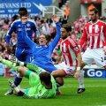 Torres a cerut penalty în minutul 47, dar nu s-a acordat nimic