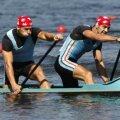 Alexandru Dumitrescu şi Victor Mihalachi sînt campioni mondiali în probele de canoe 500 de metri şi 1.000 de metri