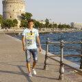 Costin Lazăr se simte excelent la Salonic