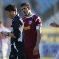 Istvan Kovacs a arbitrat ultimul meci de la Galați dintre Oțelul și CFR, 1-1