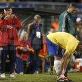 Ronaldo a jucat 15 minute în Brazilia - România 1-0, avînd trei ocazii de gol