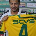 Fostul fundas al Rapidului, Marius Constantin, a ajuns pana la urma la FC Vaslui, formatia antrenata de Viorel Hizo