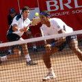 Seppi şi Riba s-au calificat în turul doi la BRD Năstase-Ţiriac Trophy