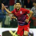 Florin Costea a marcat golul victoriei cu Oţelul în minutul 90+3