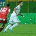 Marius Constantin n-a mai fost folosit de FC Vaslui de la meciul cu Dinamo