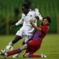 Temwanjera a fost faultat doar o singură dată în meciul cu Steaua. FOTO Alex Nicodim