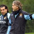 """Mancini chiar nu a glumit cînd a spus că nu vrea să mai audă de Tevez. După 6-1 administrat celor de la United, clubul """"cetăţenilor"""" a anunţat amenda atacantului de 27 de ani"""
