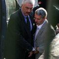 """Procurorii susțin în rechizitoriu că Avram îl considera pe Țerbea """"fratele său"""".  MediafaxFoto"""