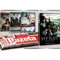 DVD Henry al IV-lea, numai cu Gazeta Sporturilor