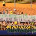 Suporterii Vasluiului la meciul din Europa League cu Sparta Praga