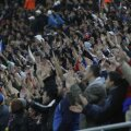 Steaua are cea mai bună medie de spectatori la meciurile de pe teren propriu dintre toate echipele din Liga 1. FOTO Raed Krishan
