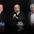 Gigi Becali, George Copos şi Nicolae Badea fac planuri cum să-şi întărească echipele în pauza de iarnă
