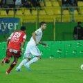 Marius Constantin a jucat un singur meci pentru FC Vaslui în acest sezon, 3-1 cu Dinamo