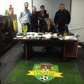 Ana Maria Prodan l-a reprezentat pe Sînmărtean la negocieri pentru prelungirea contractului cu FC Vaslui