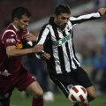 Cadu, în duel cu Claudiu Niculescu, în derby-ul Clujului