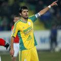 Nicolae Dica si-a marcat un autogol in partida cu CFR