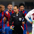 Steaua a beneficiat mereu de ajutorul arbittrilor la meciurile cu CFR Cluj