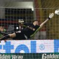 Bălgrădean a încasat numai 10 goluri în acest sezon, fiind cel mai în formă portar din Liga 1