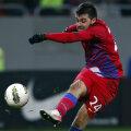 7 ocazii a avut Steaua împotriva Mioveniului, un meci în care a dat patru goluri, deci cu trei mai puține decît și-a creat contra Clujului