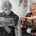 Iolanda Balaş a pozat în aceeaşi ipostaza ca acum 50 de ani.