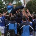 Lincar a obținut promovarea în liga secundă cu Callatis Mangalia. Foto: Telegraf (Constanţa)