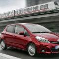 Aşa arată noua Toyota Yaris.