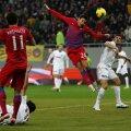 Prepeliţă şi Rusescu au avut cele mai mari ocazii ale Stelei în partida cu CFR Cluj