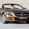 Mercedes-Benz SL - se lansează în martie. Preţ: 97.092 euro (TVA inclus) pentru versiunea 350 V6 306 CP