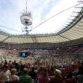 National Stadium din Varșovia va găzdui pe 8 iunie Polonia - Grecia, primul meci al CE 2012
