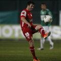 Iulian Tameş a fost aruncat din primul minut de Ciobotariu cu SV Ried, 1-1