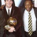 Messi e de trei ani cel mai bun jucător din lume