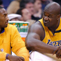 Kobe Bryant şi Shaquille O'Neal