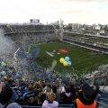 La Bombonera, stadionul lui Boca Juniors, echipă pentru care El Pibe d'Oro a jucat 71 de meciuri între 1981 - 1982 şi 1995 - 1997. FOTO Reuters