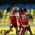 Niculae, Dănciulescu și Cătălin Munteanu au reprezintă coloana vertebrală a lui Dinamo. FOTO Raed Krishan