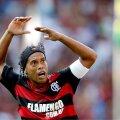 Ronaldinho, în tricoul lui Flamengo (foto: sobreisso.com)