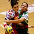 Agnes Hornyak se va întîlni cu Adina Meiroşu pe 1 şi 8 aprilie, în semifinalele Ligii