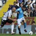 Cesena se scufundă spre Serie B.