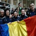 Spadasinele românce au cîștigat concursul de la Barcelon