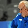 Gheorghe Tadici, antrenorul HC Zalău.