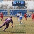 Conducătorii clubului moldav au luat foc, după ce arbitrul Ghimbăşan le-a refuzat un penalty evident în CSMS Iaşi - Delta Tulcea 0-1. Foto: ProImage