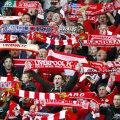 Fanii lui Liverpool, cei mai înfocaţi din Premier League.